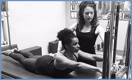 elaine start pilates classes