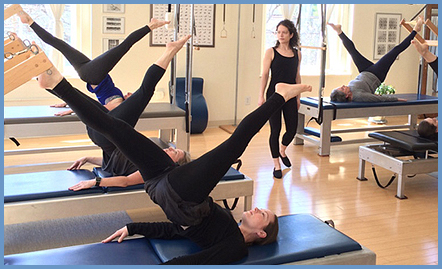pilates introduction class hudson valley