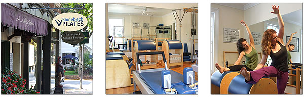 Rhinebeck Pilates has offered pilates classes for over 12 years.