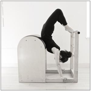 Elaine Ewing, Certified Pilates Instructor and Owner of Rhinebeck Pilates