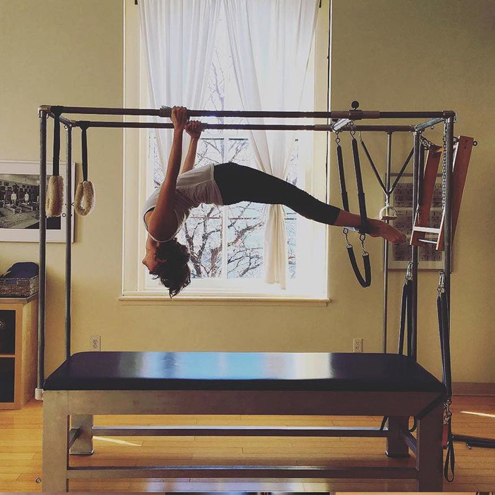 Cadillac Pilates: Fun Ways To End A Pilates Session