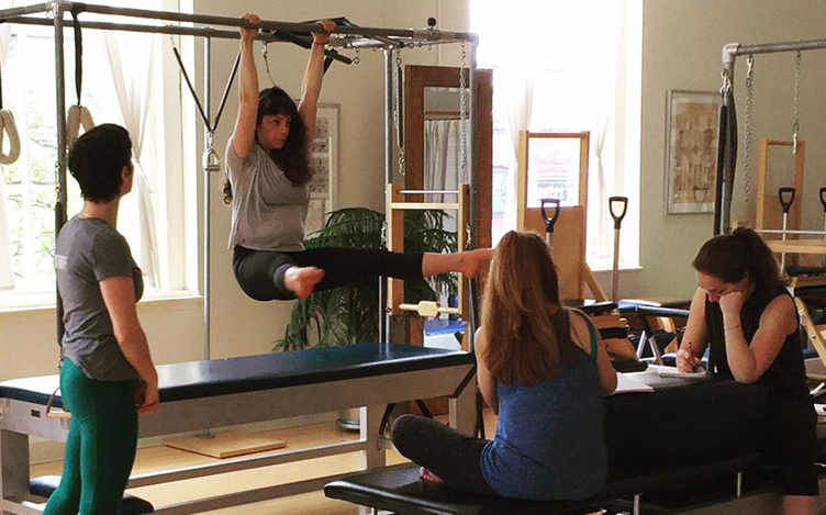 Rhinebeck-pilates-teacher-training-final-session