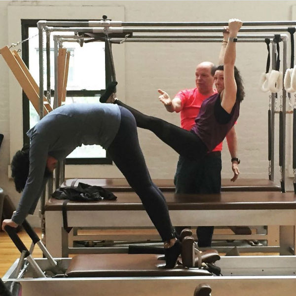 authentic pilates teacher program