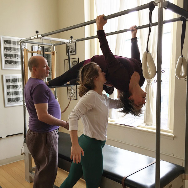 teaching training program pilates instructor program
