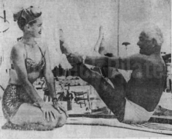 Joe Pilates Article Archives