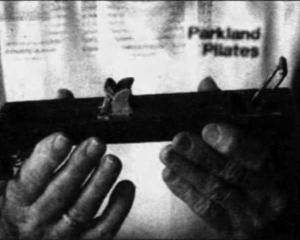 Mary Pilates Pilates history archive