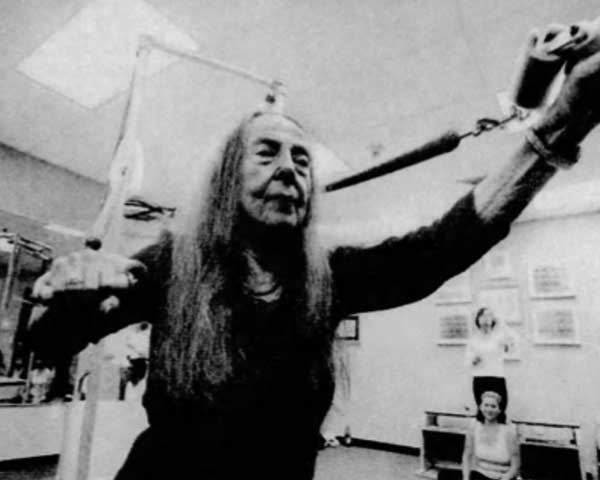 Romana Kryzanowska pilates history archive