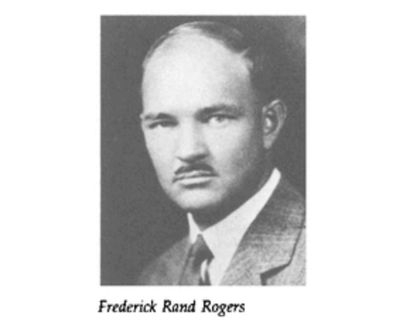 Frederick Rand Rogers