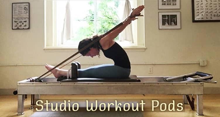 Pilates Studio Workout Pods