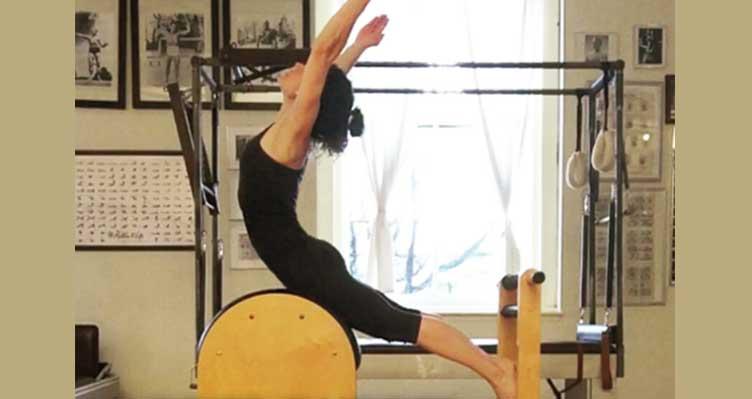 Pilates Ladder Barrel Virtual Online Class