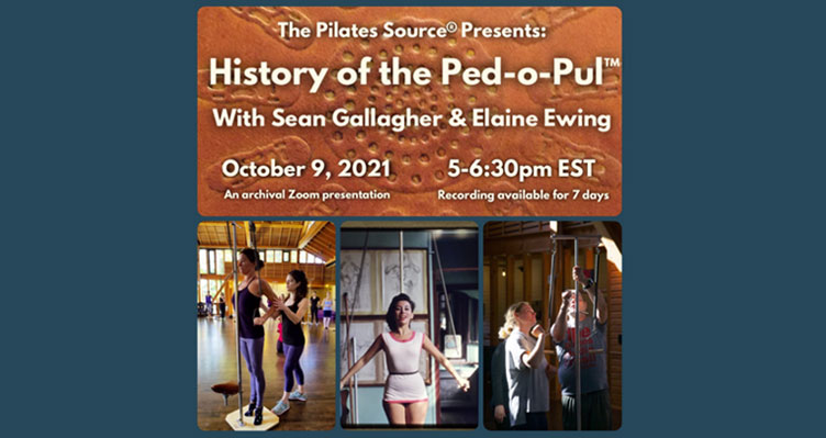 History of the ped-o-pul online presentation